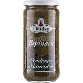 Dantza Espinacas Tarro 660 g