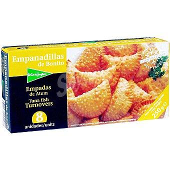 El Corte Inglés Empanadillas de bonito Estuche 250 g