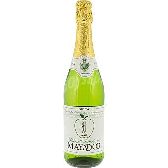 Mayador Sidra achampanada extra Botella 75 cl
