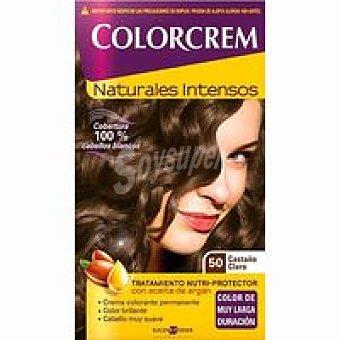 Colorcrem Tinte castaño claro N.50 Caja 1 unid