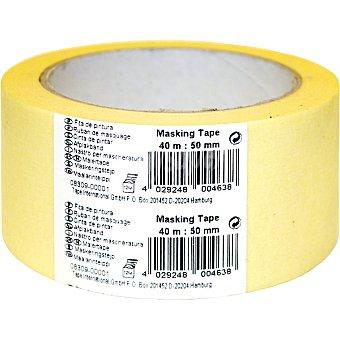 Tesa 08309 cinta para pintar 40 m x 50 mm