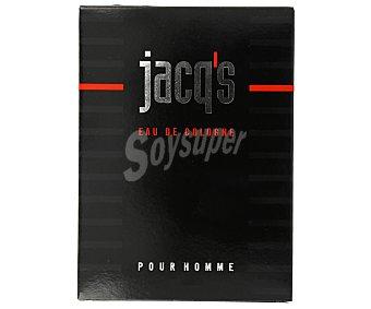 Jacq's Colonia para hombre con vaporizador 100 ml