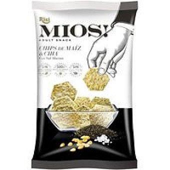 Risi Snacks de maíz mios! chia Bolsa 150 g
