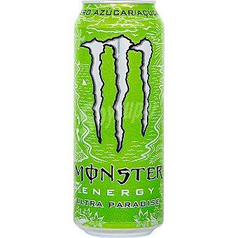 Monster Energy Monster Energy Ultra Paradise bebida energética sabores Lata 50 cl