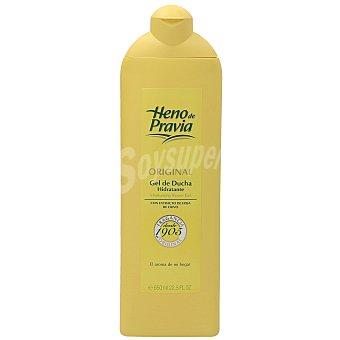 Heno de Pravia Gel hidratante Botella de 650 ml