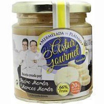 ASTUR GOURMET Mermelada de plátano Frasco 260 g