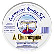 Sardinas en aceite de oliva ( sardinillas) 368 g A Churrusquiña