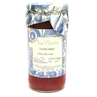 La Churta Tomate entero pelado ecológico Tarro 400 g