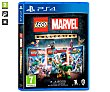 Pack de 3 videojuegos lego Marvel Collection para Playstation 4. Género: aventuras, acción. pegi: +7.  Warner bros