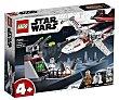 Asalto a la Trinchera del Caza Estelar ala-x para construir con 132 piezas, Star Wars 75235 lego  LEGO Star Wars