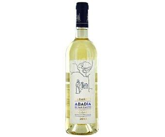 ABADÍA SAN CAMPO Vino Blanco Botella de 75 Centilitros