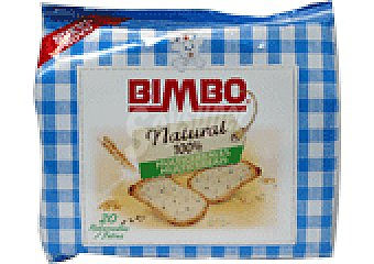 Bimbo PAN BRASA MULTICEREAL 20 UNI