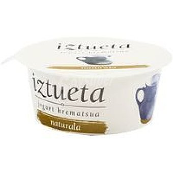 Iztueta Yogur natural Tarrina 125 g