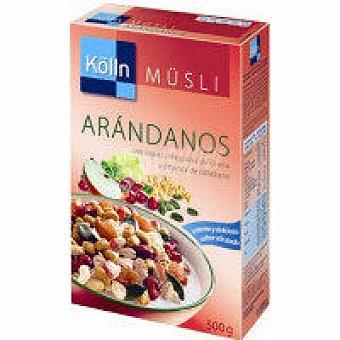 Kolln Cereales de arándanos Caja 500 g