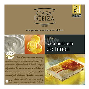 Casa Eceiza Tarta caramelizada de limón 450 g