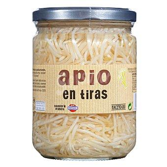 Hacendado Apio agridulce tiras conserva Tarro 425 g escurrido 250 g