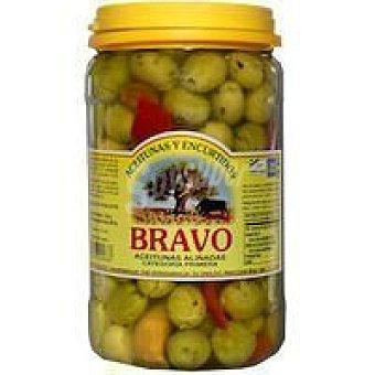 Bravo Aceitunas partidas 900 g