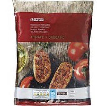 Eroski Panecillos con tomate Paquete 160 g