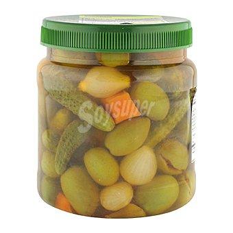 Gazpacha Aceituna Picante Tarrina de 375 g