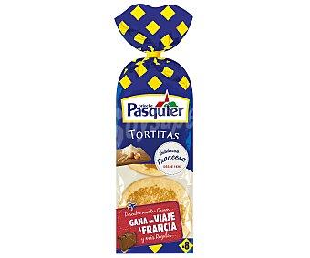 Pasquier Pancakes (tortitas) Brioche 8 Unidades (280 g)