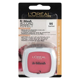 L'Oréal Colorete Accord Perfect le blush nº95 rosa claro 1 ud