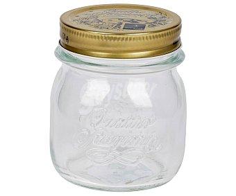 Bormioli Bote de vidrio con tapa para conservas, bormioli 0,25 litros