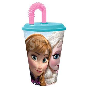 Disney Vaso de caña con dibujo de Frozen 43 cl