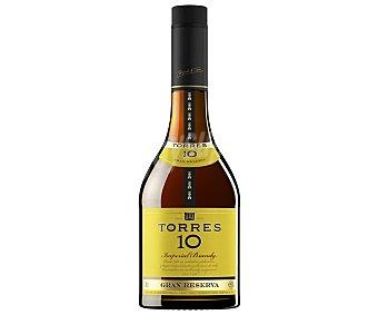 Torres Brandy 10 años Botella 70 cl