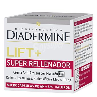 Diadermine Crema de día anti-arrugas Lift + Super Rellenador 50 ml