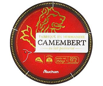 Auchan Queso camembert 250 gr