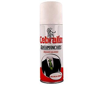 Cebralín Quitamanchas específico para ropa no deja cerco Spray 200 ml