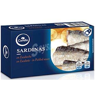 Condis Sardinas en escabeche 88 g