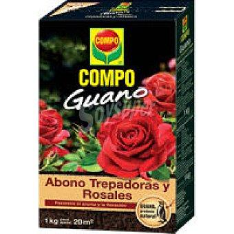 Compo Fertilizante Guano trep. + rosal Pack 1
