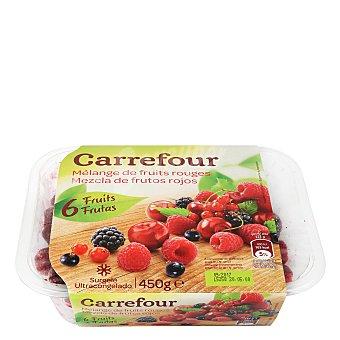 Carrefour Frutas rojas congeladas 450 g
