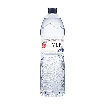 Veri Agua mineral del Pirineo Botella 1,5 l