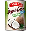 Jugo de coco light Lata 400 ml Yang-Tse