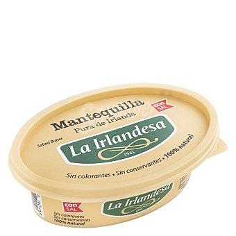 La Irlandesa Mantequilla con sal Tarrina 220 g