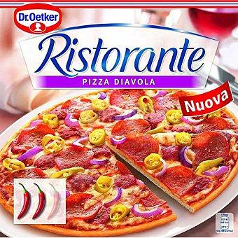 Ristorante Dr. Oetker Diavola pizza con pepperoni Estuche 350 g