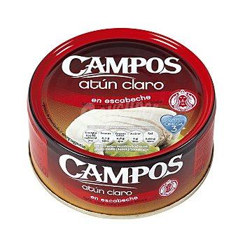 Campos Atún claro en escabeche Lata 104 g neto escurrido