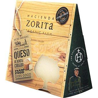 Hacienda Zorita Queso de dehesa curado elaborado de leche cruda de oveja pieza 200 g 200 g