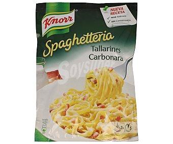 Knorr Tallarines (pasta alimenticia) con salsa carbonara 177 gramos