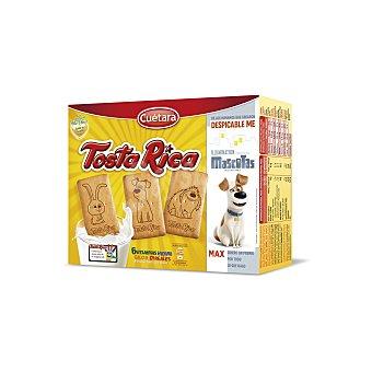 Cuétara Tosta rica galleta caja 570 gr Caja 570 gr