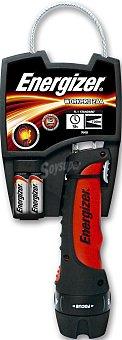 Energizer Linterna Work Pro, inlcluye 2 pilas alcalinas AA 1 Unidad