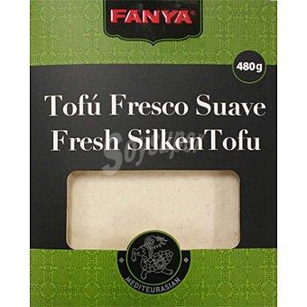 Fanya Tofu fresco suave bandeja 480 g Bandeja 480 g