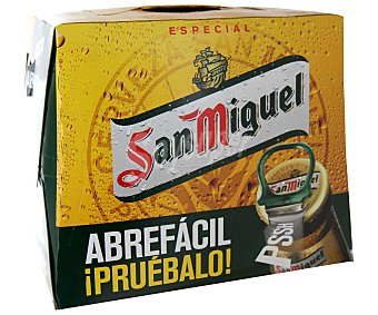 San Miguel Cerveza Especial Pack 12x25 cl