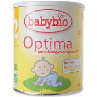 BABYBIO Leche de continuación 2 +5 meses Lata 900 g