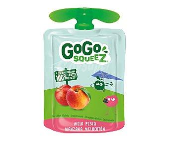 Gogo Squeez Manzana y melocotón triturados 90 g