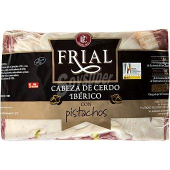 Frial Cabeza de cerdo ibérico con pistachos Al peso 1 kg