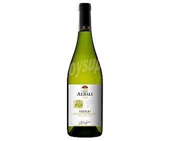 Viña Albali Vino blanco con IGP Vino de la Tierra de Castilla legacy Botella de 75 cl