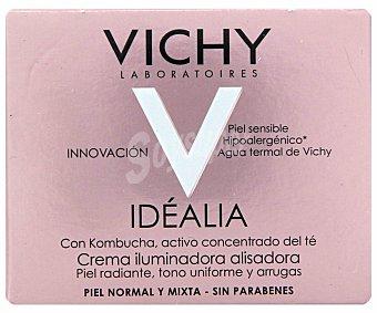 Vichy Idéalia Tratamiento antiedad piel normal o mixta con kombucha y activo concentrado del té, 50 Mililitros
